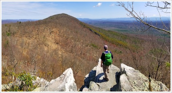 Church Mountain Summit