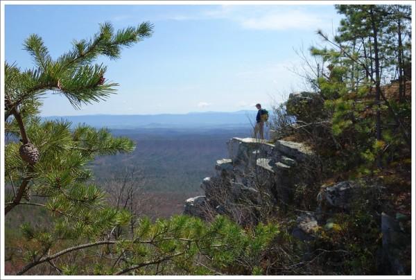 Summit of Church Mountain