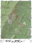Church Rock Map