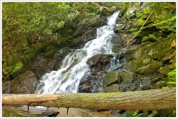 Comer Creek Falls