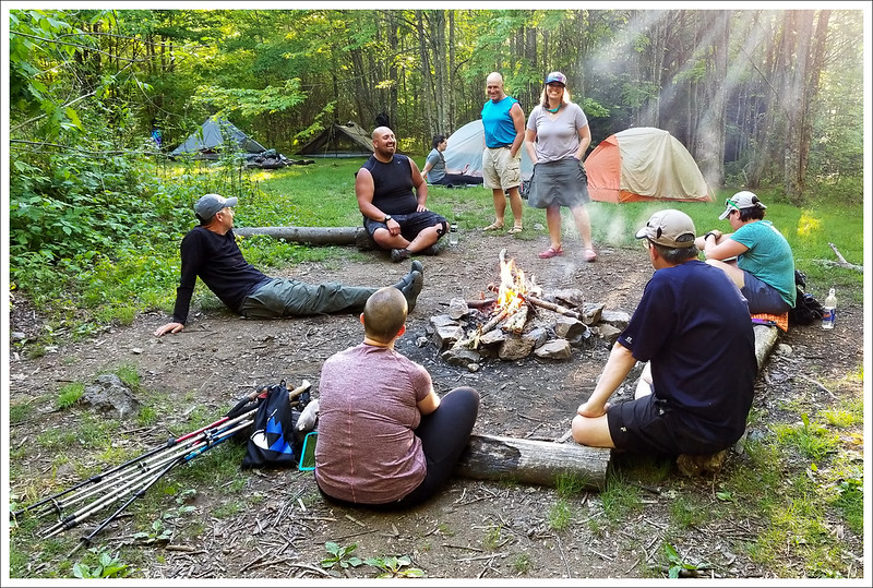People of the Appalachian Trail