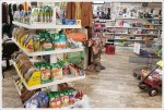 Hiker Resupply at Grayson Highlands General Store