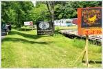 Billboards Along the Bike Trail